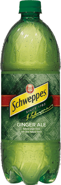 $0.25 for Schweppes® Ginger Ale (expiring on Sunday, 06/02/2019). Offer available at multiple stores.