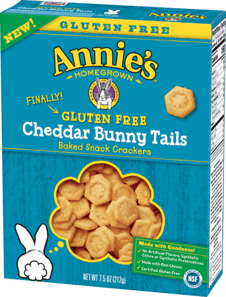 $1.00 for Annie's™ Cookies & Crackers (expiring on Tuesday, 04/30/2019). Offer available at Wegmans.