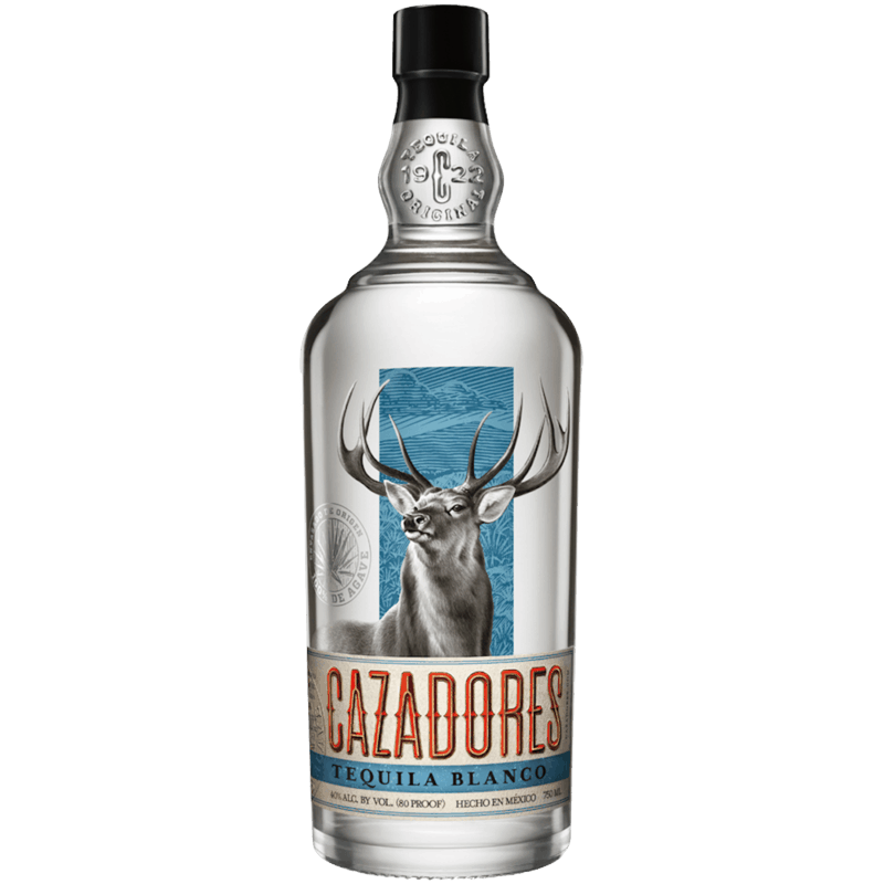 $2.00 for Tequila Cazadores Blanco. Offer available at multiple stores.