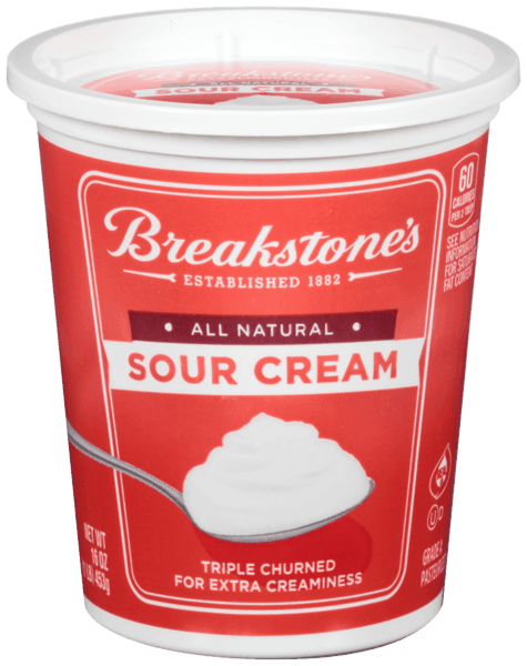$0.50 for Breakstone's® Sour Cream (expiring on Tuesday, 04/02/2019). Offer available at multiple stores.