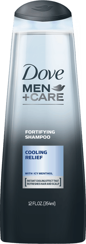 $0.75 for Dove Men+Care Shampoo. Offer available at multiple stores.