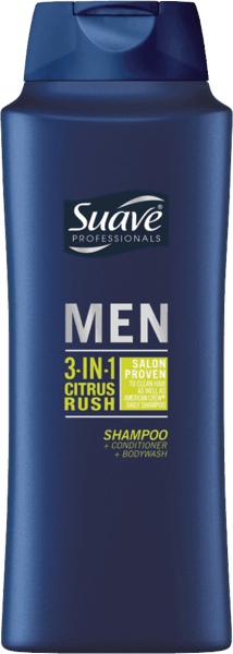 $0.50 for Suave Men® Hair Products. Offer available at multiple stores.