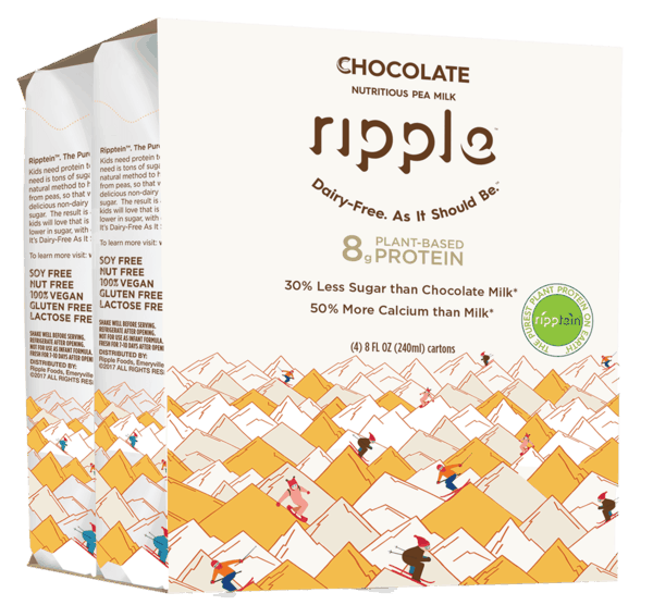 $2.00 for Ripple® Kids 4-Pack. Offer available at multiple stores.