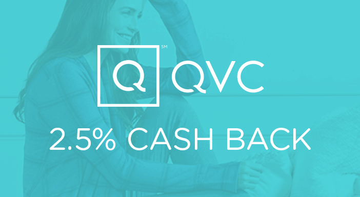 $0.00 for QVC (expiring on Sunday, 03/01/2020). Offer available at QVC.