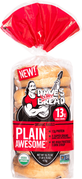 $1.25 for Dave's Killer Bread® Breakfast. Offer available at multiple stores.