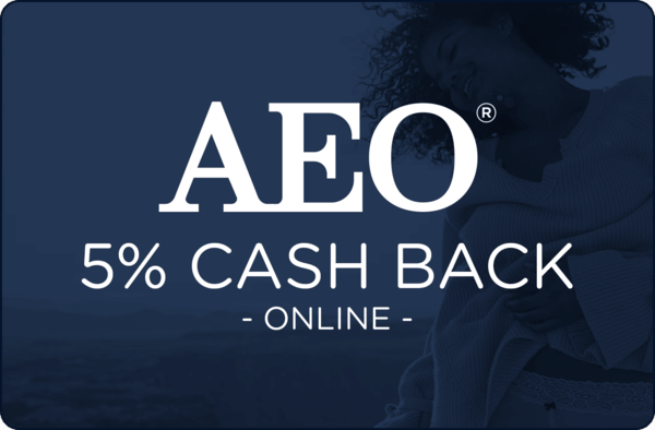 $0.00 for American Eagle (expiring on Wednesday, 03/07/2018). Offer available at AmericanEagle.com.
