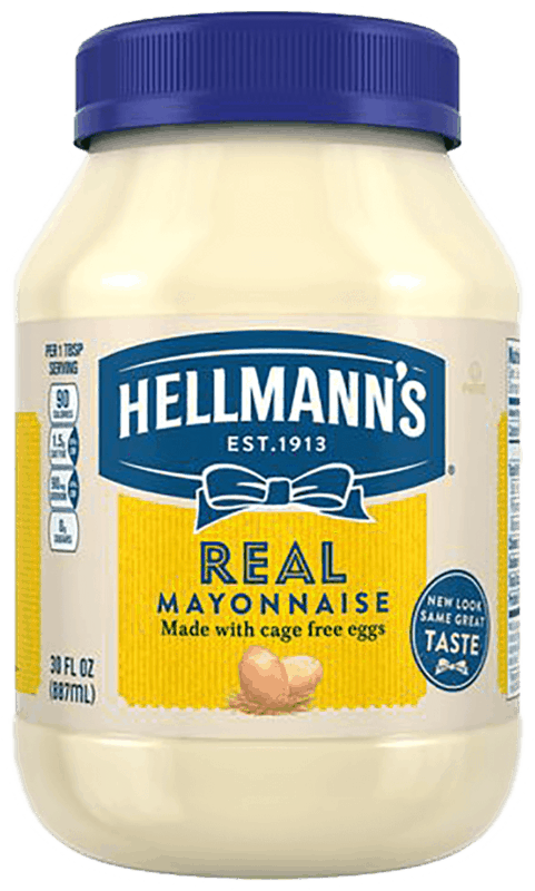 $0.75 for Hellmann's® Real Mayonnaise. Offer available at multiple stores.