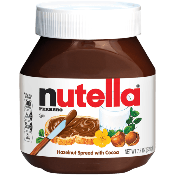 photo regarding Nutella Printable Coupon titled $1.00 for Nutella® Hazelnut Unfold. Deliver accessible at