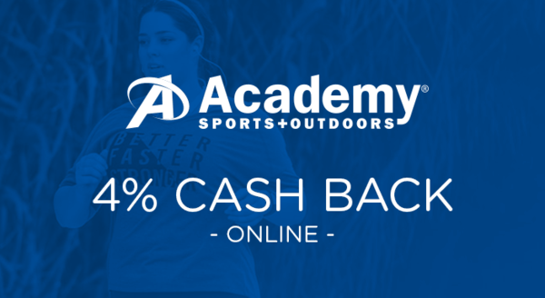 $0.00 for Academy Sports (expiring on Tuesday, 06/30/2020). Offer available at Academy.com.