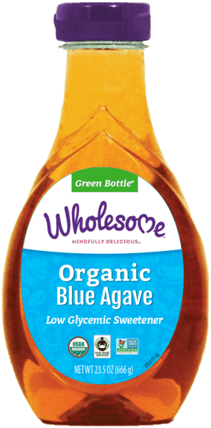 $1.00 for Wholesome™ Organic Agave (expiring on Saturday, 06/02/2018). Offer available at multiple stores.