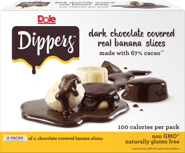 $1.00 for DOLE® DIPPERS®. Offer available at multiple stores.