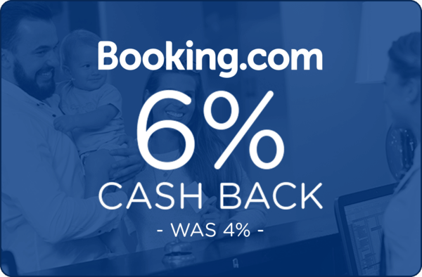 $0.00 for Booking.com (expiring on Thursday, 10/12/2017). Offer available at Booking.com.