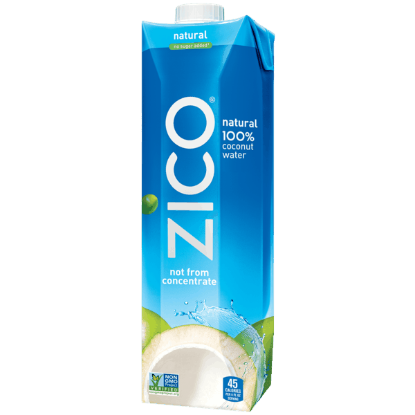 $1.50 for ZICO® Coconut Water (expiring on Tuesday, 04/02/2019). Offer available at Walmart.