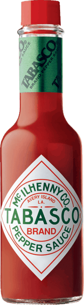 $1.00 for TABASCO® Original Red Sauce (expiring on Wednesday, 10/02/2019). Offer available at multiple stores.