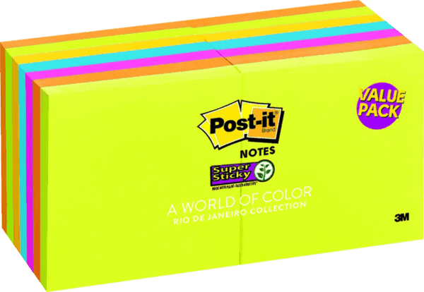 $2.00 for Post-it® Notes. Offer available at Sam's Club.