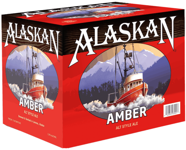 $2.00 for Alaskan® (expiring on Sunday, 09/02/2018). Offer available at multiple stores.