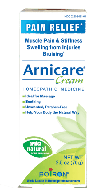 $2.00 for Arnicare® Cream (expiring on Saturday, 10/31/2020). Offer available at multiple stores.