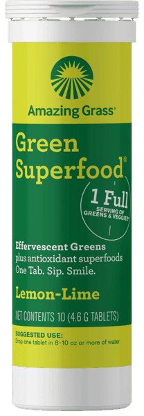 $1.00 for Amazing Grass® Green Superfood® Effervescent (expiring on Friday, 03/02/2018). Offer available at multiple stores.