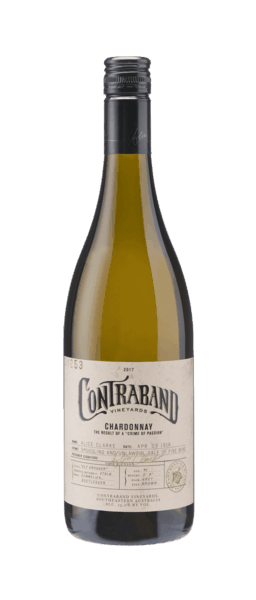 $1.00 for Contraband Chardonnay (expiring on Tuesday, 01/01/2019). Offer available at Kroger, Harris Teeter.