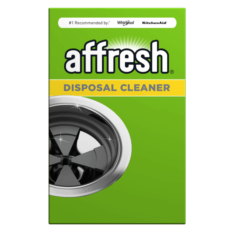 $1.00 for affresh Disposal Cleaner (expiring on Sunday, 08/02/2020). Offer available at ShopRite, Martin's (IN, MI).
