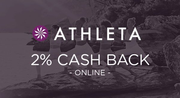 $0.00 for Athleta (expiring on Friday, 10/31/2025). Offer available at Athleta.