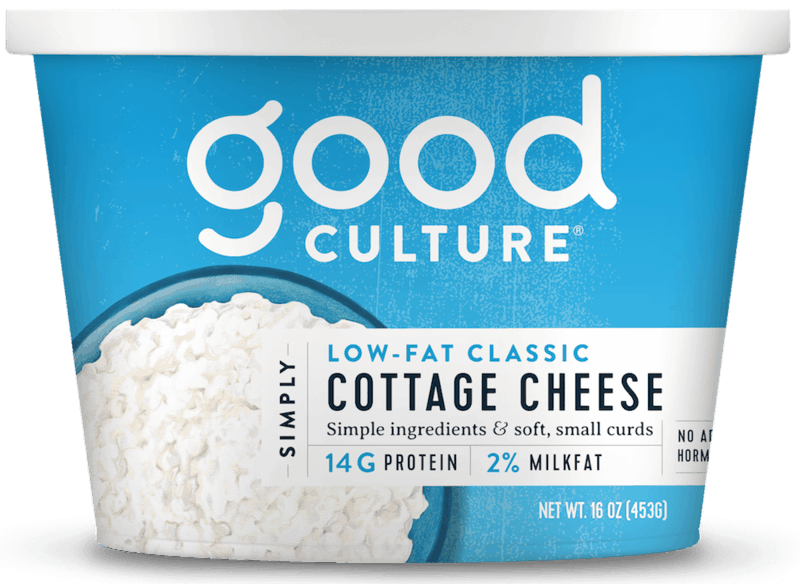 $1.00 for Good Culture Simply Cottage Cheese (expiring on Sunday, 08/02/2020). Offer available at multiple stores.