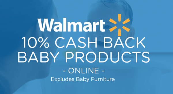 $0.00 for Walmart.com Baby - Existing Users Test (expiring on Wednesday, 04/01/2020). Offer available at Walmart.com.