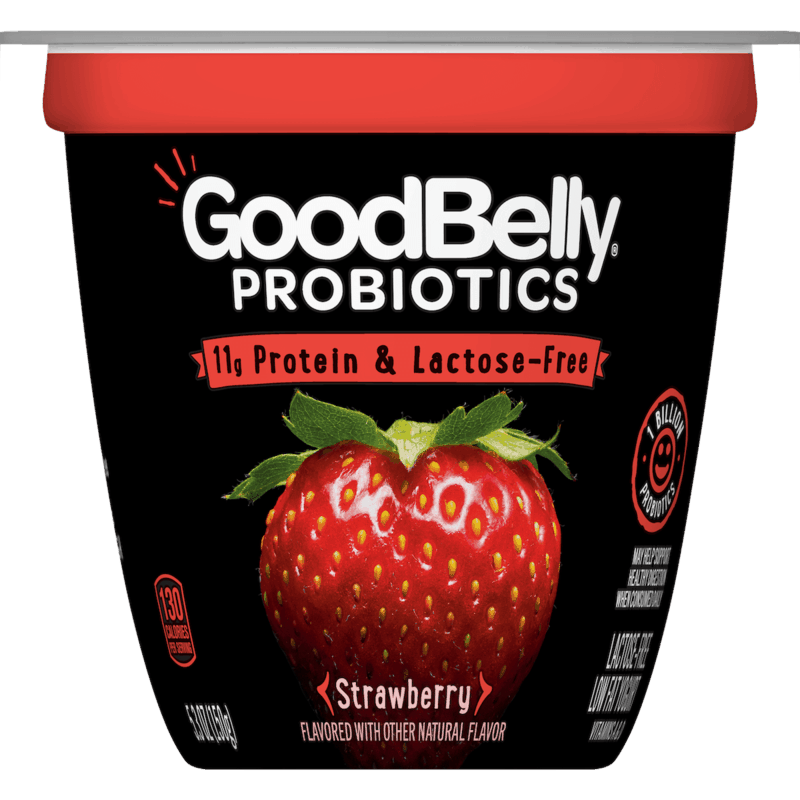 $0.50 for GoodBelly Probiotics Yogurt (expiring on Tuesday, 06/02/2020). Offer available at Meijer.