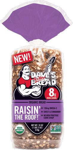 $1.00 for Dave's Killer Bread® (expiring on Friday, 05/26/2017). Offer available at multiple stores.