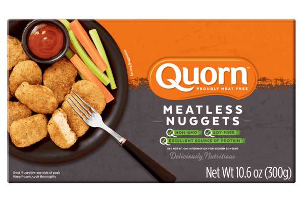 $2.50 for Quorn™ Meatless Nuggets. Offer available at Publix.