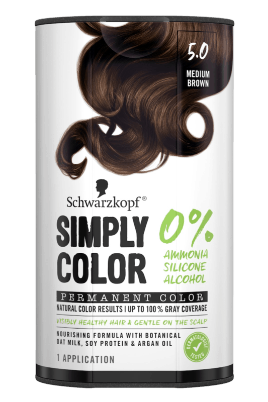 $3.00 for Schwarzkopf Simply Color Hair Dye. Offer available at Walmart, CVS Pharmacy, Walmart Grocery.
