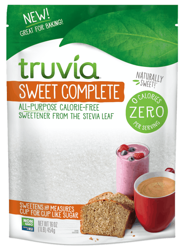 $1.00 for Truvia Stevia Sweetener. Offer available at multiple stores.