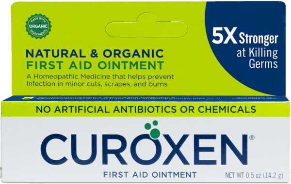 $2.50 for CUROXEN® First Aid Ointment (expiring on Tuesday, 07/02/2019). Offer available at multiple stores.
