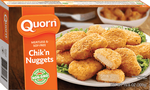 $1.00 for Quorn™ Meatless & Soy-Free (expiring on Wednesday, 08/08/2018). Offer available at multiple stores.