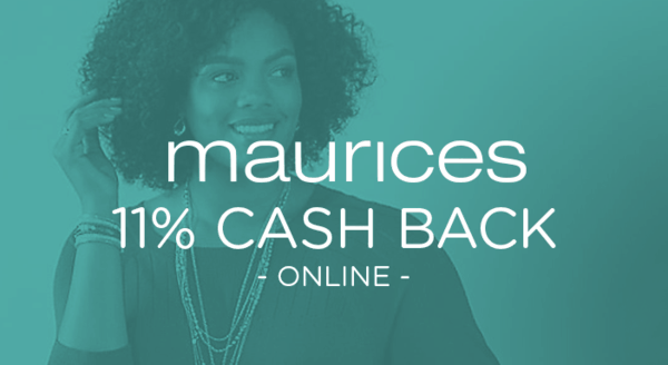 $0.00 for Maurices.com (expiring on Thursday, 08/30/2018). Offer available at Maurices.com.