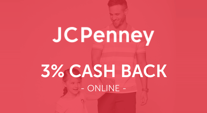 $0.00 for JCPenney (expiring on Tuesday, 12/31/2024). Offer available at JCPenney.com.