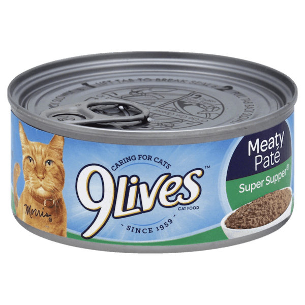 $0.50 for 9Lives® Wet Cat Food (expiring on Tuesday, 03/05/2019). Offer available at Dollar General.