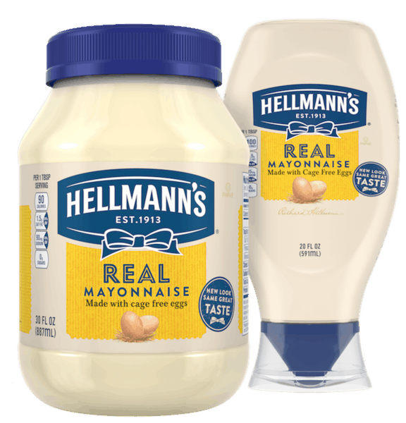 $1.00 for Hellmann's® Real Mayonnaise (expiring on Monday, 09/24/2018). Offer available at multiple stores.