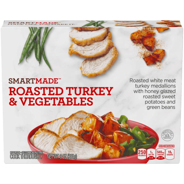 $0.50 for SmartMade™ Frozen Meals (expiring on Friday, 08/02/2019). Offer available at Walmart.