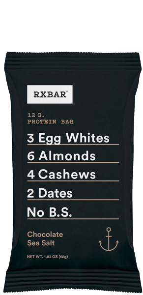 $1.00 for RXBAR® (expiring on Tuesday, 02/27/2018). Offer available at multiple stores.