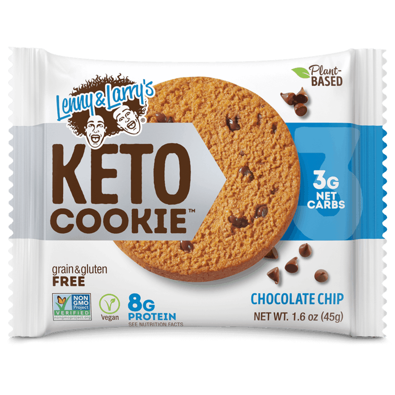 $0.50 for Lenny & Larry's Keto Cookie™ (expiring on Tuesday, 06/02/2020). Offer available at Vitamin Shoppe.