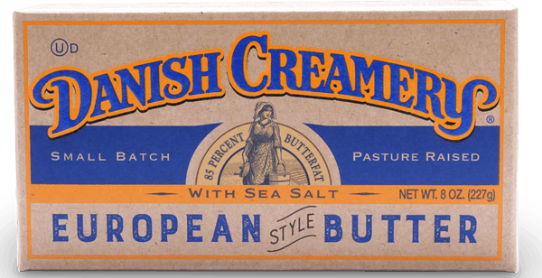 $0.75 for Danish Creamery European Style Butter (expiring on Wednesday, 01/15/2020). Offer available at Walmart.