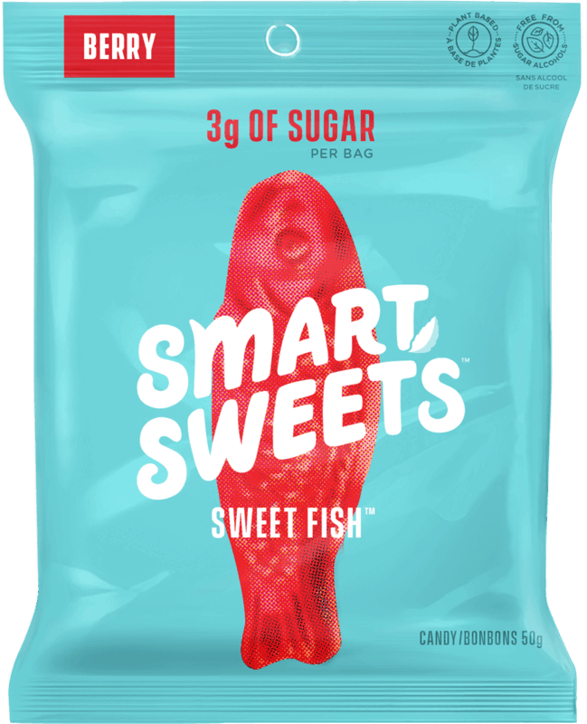 $0.50 for SmartSweets Candy (expiring on Thursday, 07/02/2020). Offer available at multiple stores.