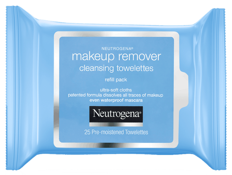 $1.00 for Neutrogena Makeup Remover Cleansing Towelettes (expiring on Wednesday, 04/15/2020). Offer available at multiple stores.