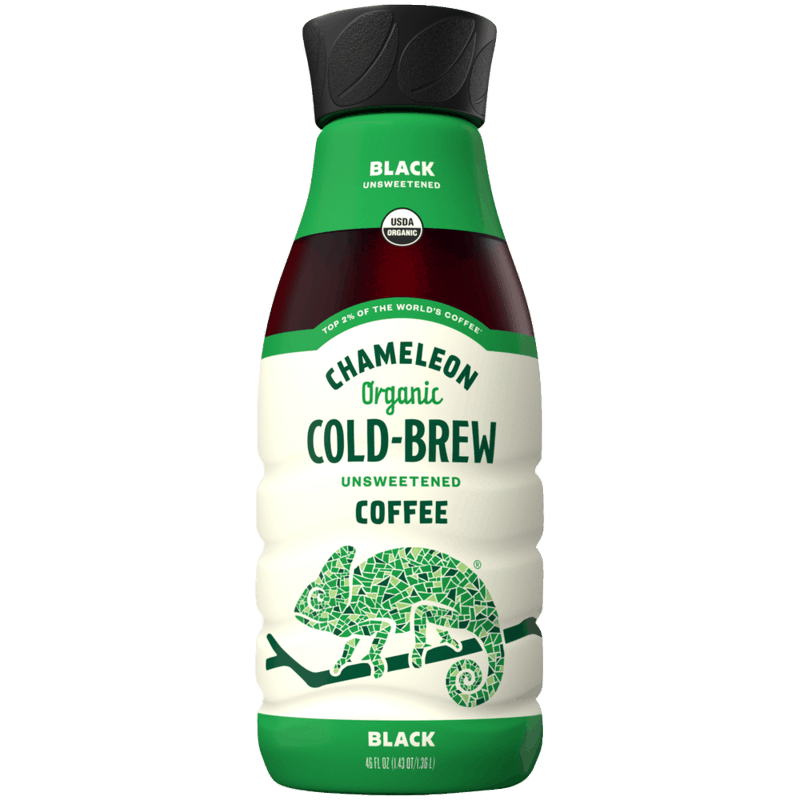 $2.00 for Chameleon Cold-Brew Coffee (expiring on Saturday, 11/14/2020). Offer available at Walmart, Walmart Grocery.