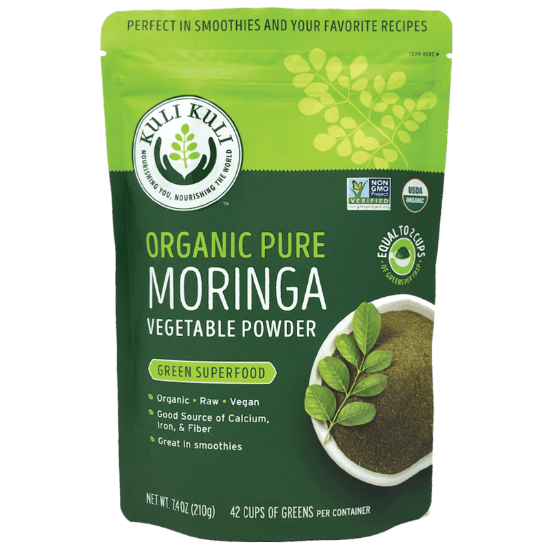 $3.00 for Kuli Kuli Organic Pure Moringa Vegetable Powder (expiring on Monday, 05/31/2021). Offer available at Walmart, Walmart Pickup & Delivery.