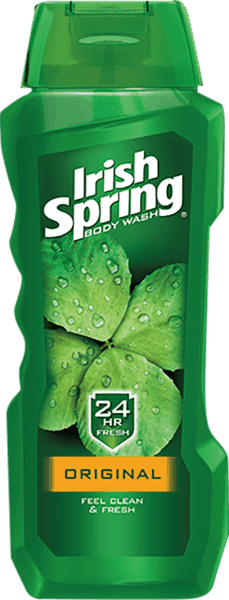 $1.00 for Irish Spring® Body Wash (expiring on Tuesday, 04/02/2019). Offer available at Walmart.