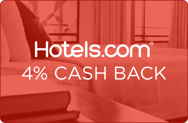 $0.00 for Hotels.com (expiring on Friday, 08/24/2018). Offer available at Hotels.com.