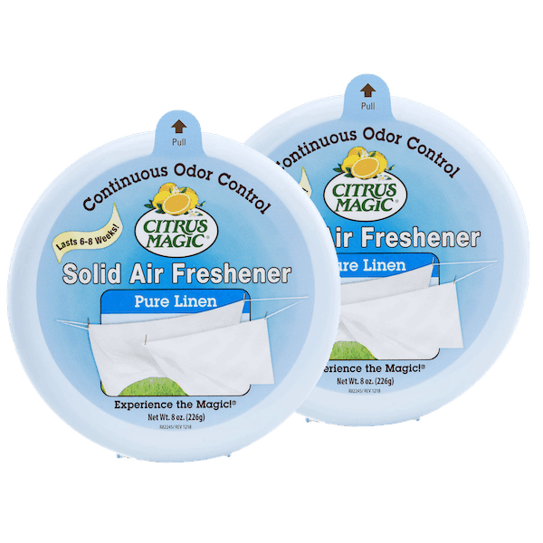 $1.00 for Citrus Magic Solid Air Freshener (expiring on Friday, 04/30/2021). Offer available at Target, Target Online.