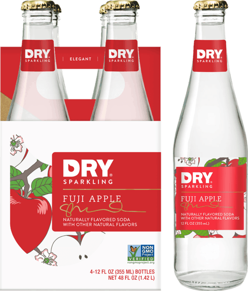 $1.00 for DRY® Sparkling Bottles (expiring on Sunday, 12/31/2017). Offer available at multiple stores.